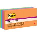 Post-it® Rio de Janeiro Color Collection Super Sticky Notes