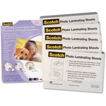 3M Self-Sealing Gloss Finish Laminating Pouches