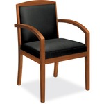 Basyx by HON HVL853 Wood Guest Chair