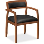 Basyx by HON Wood Guest Chair