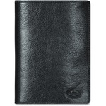 MANCINI EQUESTRIAN-2 Carrying Case (Wallet) Passport, Credit Card, ID Card, Travel Essential - Black