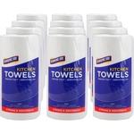 Genuine Joe 250-sheet Roll Kitchen Towels