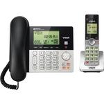 VTech CS6949 DECT 6.0 Standard Phone - Black, Silver