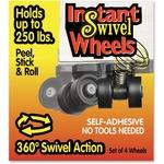 RollArounds Instant Swivel Wheels