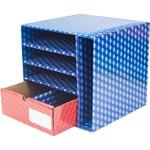 Storex Corrugated Supply Station