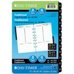 Day-Timer 1PPD Desk Planner Refill