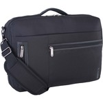 "Roots Carrying Case (Briefcase) for 15.6"" Notebook - Black"