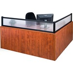 Heartwood Innovations Reception Desk Panel/Post