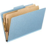 Pendaflex Coloured PressGuard 2 Divider Classification Folders