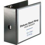 Business Source Slant-D Ring Binder