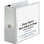 Business Source Locking D-Ring View Binder
