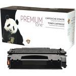 Premium Tone Toner Cartridge - Alternative for HP - Black