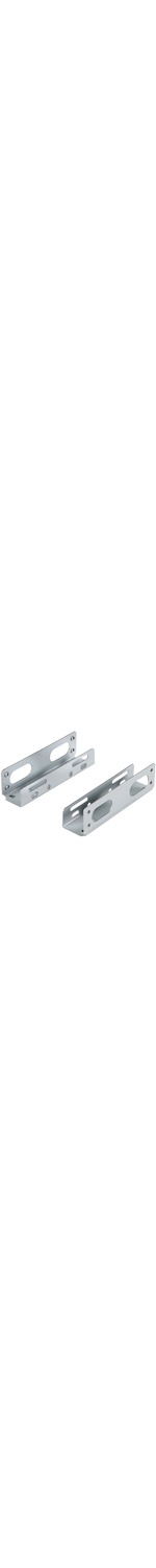 StarTech.com 3.5in Universal Hard Drive Mounting Bracket Adapter for 5.25in Bay - Metal