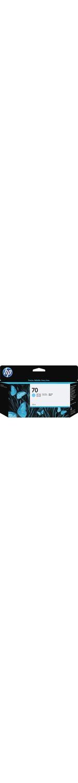 HP No. 70 Ink Cartridge - Light Cyan