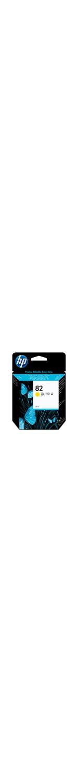 HP No.82 Yellow Ink Cartridge 28mL