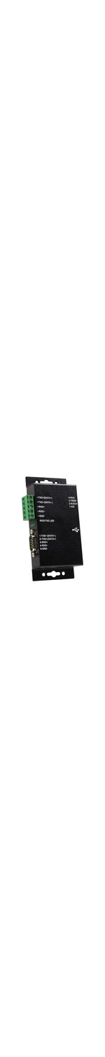 StarTech.com 1 Port Metal Industrial USB to RS422/RS485 Serial Adapter w/ Isolation - 1 x DB-9 Serial