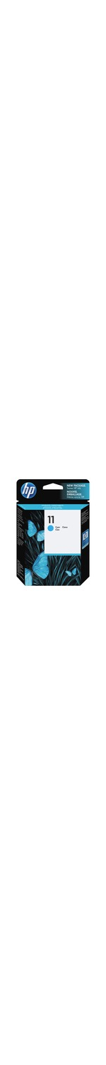 HP No. 11 Ink Cartridge - Cyan