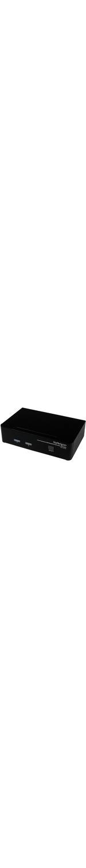 StarTech.com 2 Port USB DisplayPort KVM Switch with Audio
