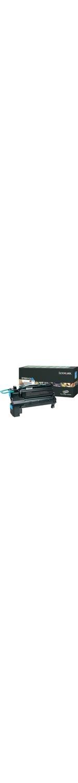 Lexmark X792 Toner Cartridge - Cyan