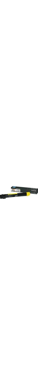 Lexmark X950X2YG Toner Cartridge - Yellow