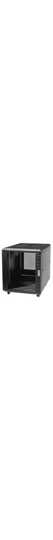 StarTech.com 12U 36in Knock-Down Server Rack Cabinet with Casters - 36 12U