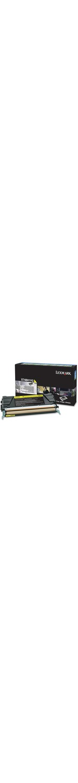Lexmark Yellow X748H1YG Toner Cartridge