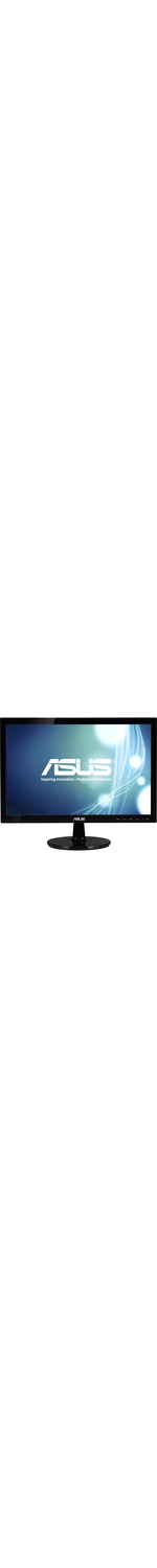 Asus VS197DE 47 cm 18.5And#34; LED LCD Monitor - 16:9 - 5 ms