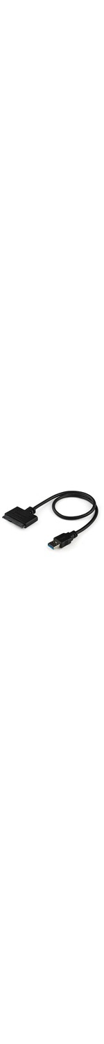 StarTech.com USB 3.0 to 2.5And#34; SATA III Hard Drive Adapter Cable w/ UASP
