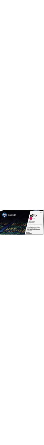 HP 654A Toner Cartridge - Magenta