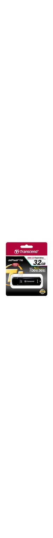 Transcend JetFlash 750 32 GB USB 3.0 Flash Drive - Black
