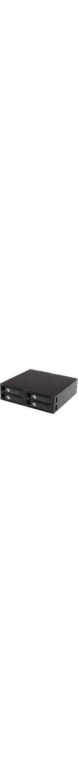 StarTech.com 4-Bay Mobile Rack Backplane for 2.5in SATA/SAS Drives - 4 x Total Bay