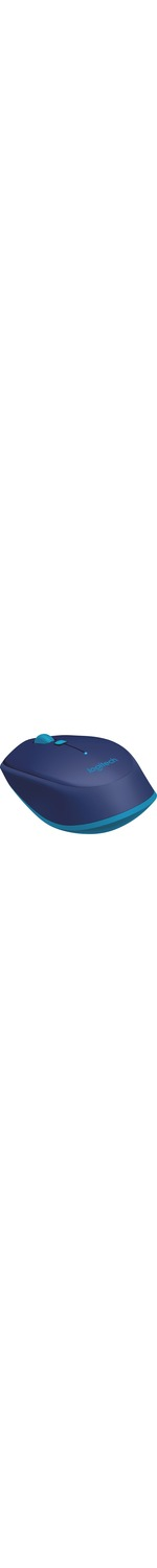 Logitech M535 Mouse - Optical - Wireless - Blue - Bluetooth - 1000 dpi - Computer - Tilt Wheel