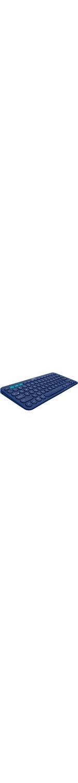 Logitech K380 Keyboard - Wireless Connectivity - Bluetooth - Blue