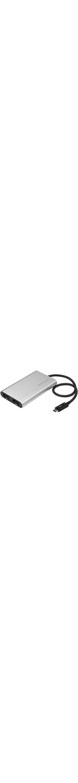 StarTech.com Thunderbolt 3 to Dual DisplayPort Adapter - Thunderbolt to 2x DP Converter - 4K 60Hz