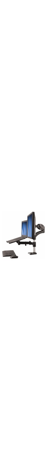StarTech.com Laptop Monitor Stand - Computer Monitor Stand - Full Motion Articulating - VESA Mount Monitor Desk Mount - 1 Displays Supported68.6 cm Screen Support