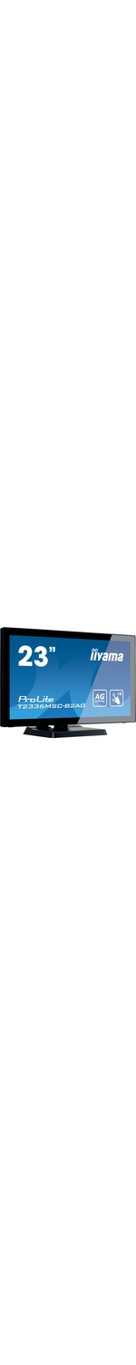 iiyama ProLite T2336MSC-B2AG 23And#34; LED Touchscreen Monitor - 16:9 - 5 ms