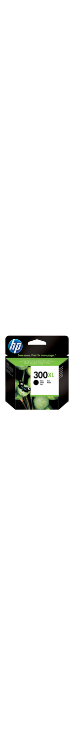HP No. 300XL Ink Cartridge - Black