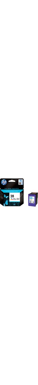 HP No. 28 Ink Cartridge - Cyan, Magenta, Yellow