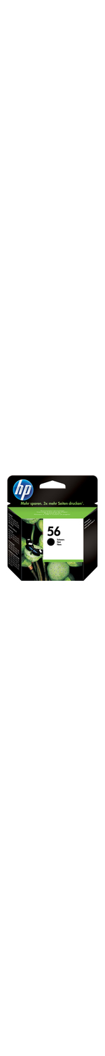 HP No. 56 Ink Cartridge - Black