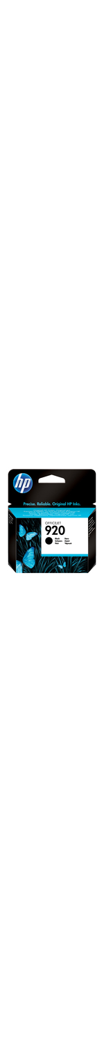 HP No. 920 Ink Cartridge - Black