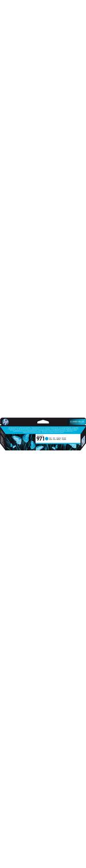 HP 971 Ink Cartridge - Cyan