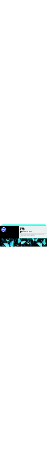 HP 771C Ink Cartridge - Matte Black
