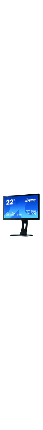 iiyama ProLite B2283HS-B3  21.5And#34; LED LCD Monitor - 16:9 - 1 ms