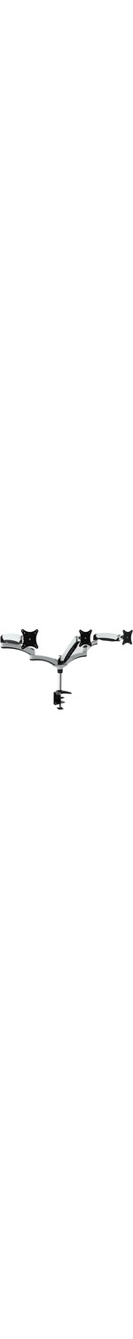 Amer Mounts HYDRA3 Clamp Mount for 3 Monitors - 15And#34; to 29And#34; Screen Support