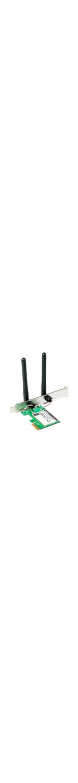 Tenda N300 IEEE 802.11b/g/n - Wi-Fi Adapter for Desktop Computer - PCI Express 2.0 x1 - 300 Mbit/s - 2.40 GHz ISM - Internal