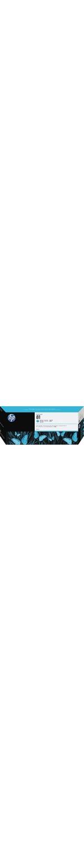 HP No. 81 Ink Cartridge - Light Cyan