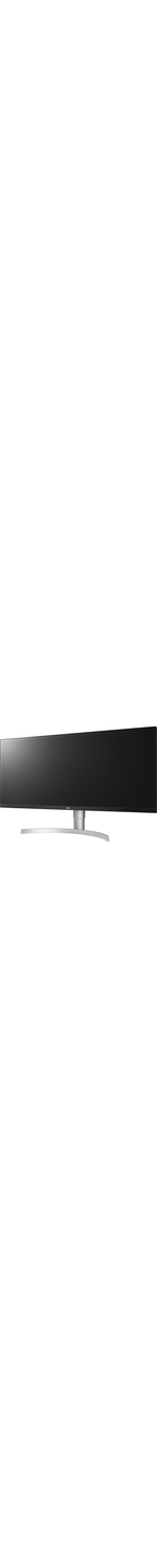 LG 34WL850-W 34And#34; UW-QHD LCD Monitor - 21:9 - Silver, White