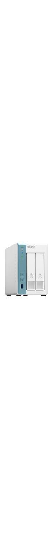 QNAP TS-231K 2 x Total Bays SAN/NAS Storage System - 512 MB Flash Memory Capacity - Annapurna Labs Alpine Quad-core 4 Core 1.70 GHz - 1 GB RAM - DDR3 SDRAM Tower -