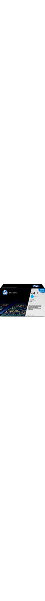 HP 641A Toner Cartridge - Cyan - Laser - 8000 Page - 1 Each