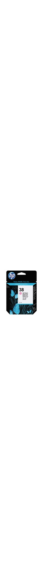 HP C9419A Ink Cartridge - Light Magenta
